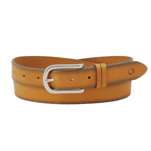 Women's belt Alice - honey brown