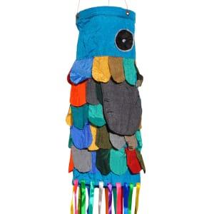 Breeze - wind catcher of parachute fabric