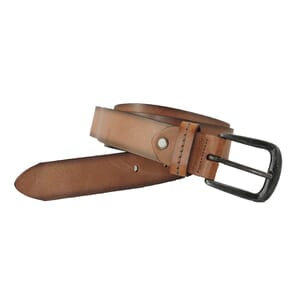 Ladies belt Claire - light brown