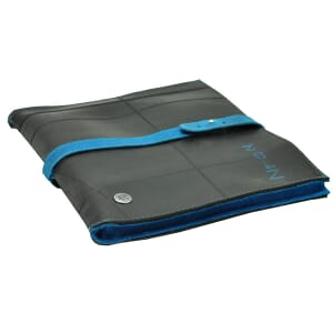 Escudo - iPad sleeve tire tube and eco-leather