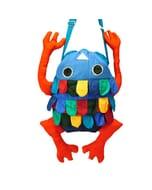 Froggy kindertasje van parachutestof
