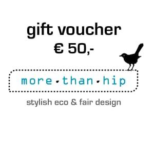 Eco gift voucher