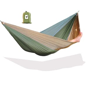 parachute fabric hammock