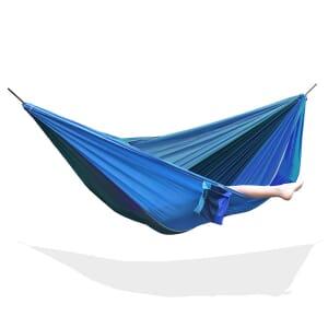 SINGLE (travel) hammock parachute silk Everest