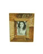 Vintage fotolijst van sloophout – klein