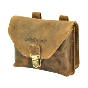 Iowa - belt bag of eco leather with a vintage look