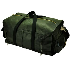 Matteo - upcycled duffel bag - Italian design & craft