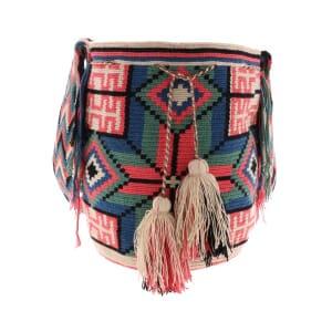 Mochila Wayuu tas