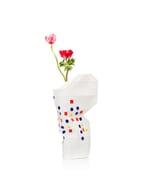 Paper vase cover - Dutch designvaas - Bauhaus