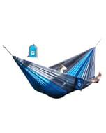 parachute stof hangmat: compact, sterk, comfortabel