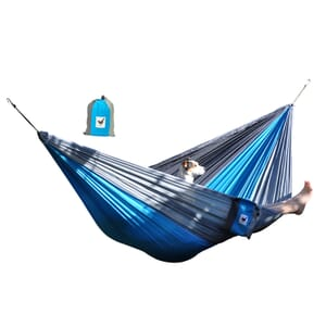 Family travel hammock parachute silk Relaxzz