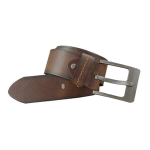 Men's belt Bill - dark brown