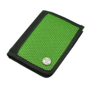 Valle – sporty and strong men's wallet - green