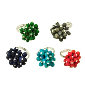 Chirilla ring - adjustable - various colours
