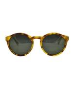 Voult - modieuze dames zonnebril met houten pootjes